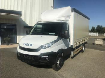 Iveco Daily 70C18 - Planen transporter
