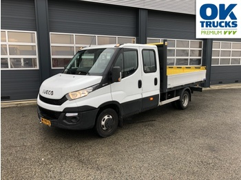 Iveco Daily 35C11D (Euro5 Klima ZV) - Pritsche transporter