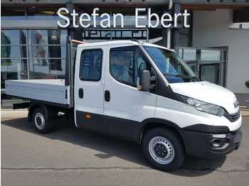 Iveco Daily 35 S 12 E  D DOKA+AHK+USB+BT  - Pritsche transporter
