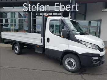 Iveco Daily 35 S 16 AHK+DAB+Tempo+BT+USB+Klimaauto.  - Pritsche transporter