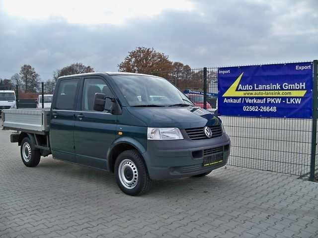 Geliebte VW T5 Pritsche transporter gebraucht kaufen, Preis 14500 EUR @ZA_15