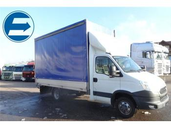 Iveco - 50C 21 Daily - Transporter mit Plane