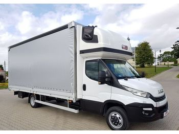 Iveco Daily - Transporter mit Plane