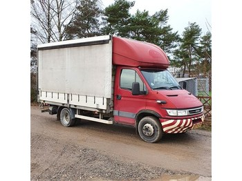 Transporter mit Plane Iveco Daily 65C17