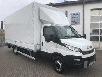 Iveco Daily 70 C 18 A8/P Pritsche+Plane+LBW 6 Stück!!  - Transporter mit Plane