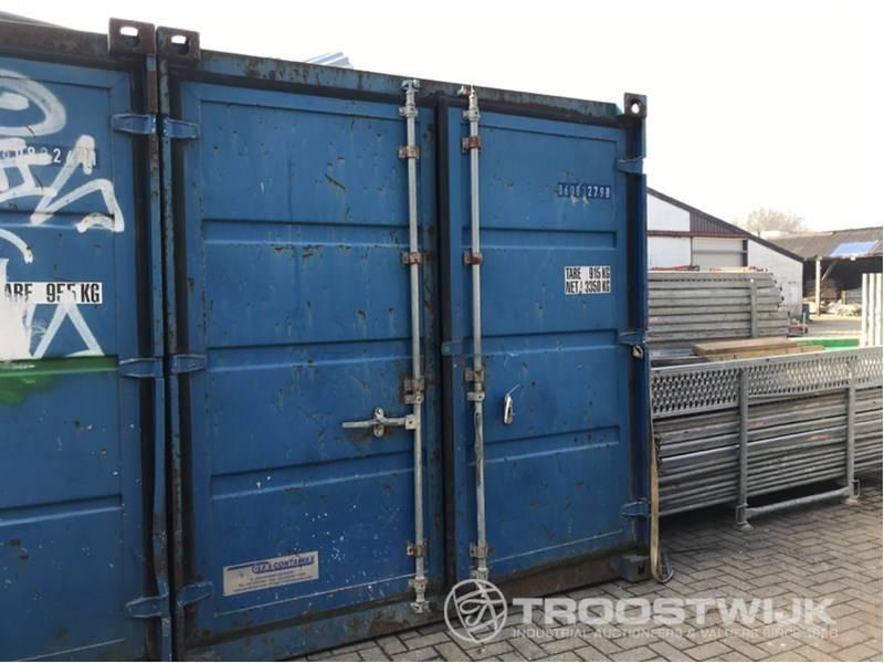 Container gebraucht kaufen, Preis 250 EUR, bei Truck1 - 3618825