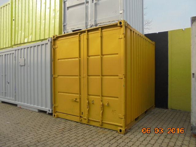 10 Fuß Maschinencontainer Container M15 Container gebraucht kaufen ...