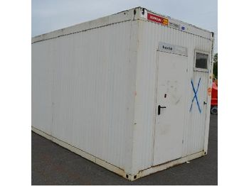 2005 20Ft Welfare Container - Container