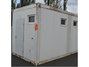 2008 20Ft Welfare Container - Container