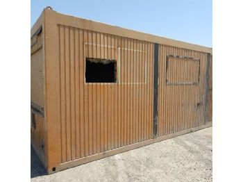 LOT # 0647 -- 20ft Container/Store - Container