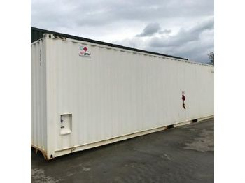 Unused 36,000 Litre 40' Containerised Fuel Tank c/w 2 Electric Pumps, Digital Fuel Guage ( This Will Be Sold in Containers Section) - Container