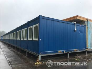 Wohncontainer gebraucht kaufen, Preis 600 EUR, bei Truck1 - 2971385