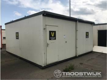 Courant RFE340A1 Wohncontainer gebraucht kaufen, bei Truck1 - 3451870