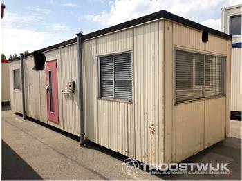 Wohncontainer gebraucht kaufen, Preis 300 EUR, bei Truck1 - 3667187