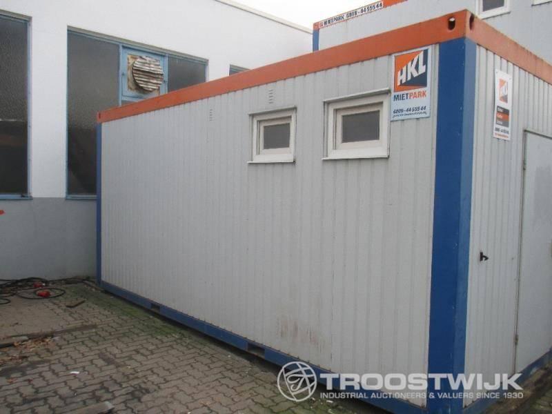 Wohncontainer — 3580811