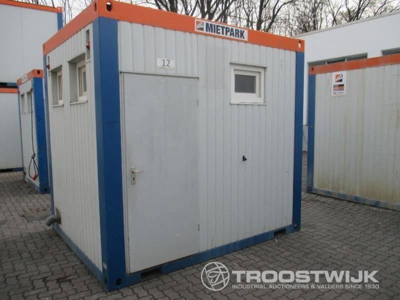 Wohncontainer — 3580341