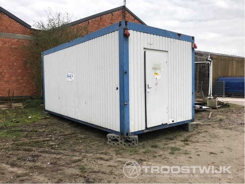 Wohncontainer — 3595665