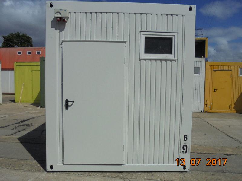 20 Fuß Bürocontainer B 9 Wohncontainer — 3074302