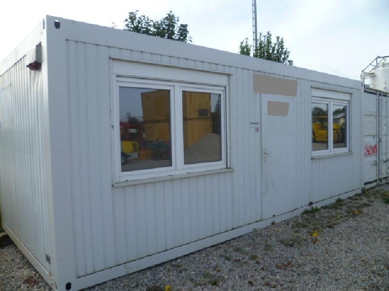 Condecta 7m x 3m Wohncontainer — 2658425