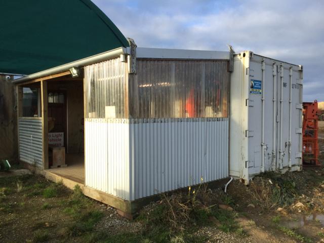 Container Wohncontainer gebraucht kaufen, bei Truck1 - 3834092