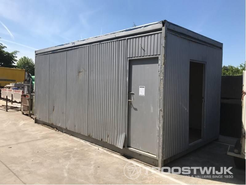 De Meeuw Wohncontainer — 3894301