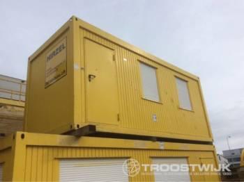 Wohncontainer gebraucht kaufen, Preis 750 EUR, bei Truck1 - 3580811