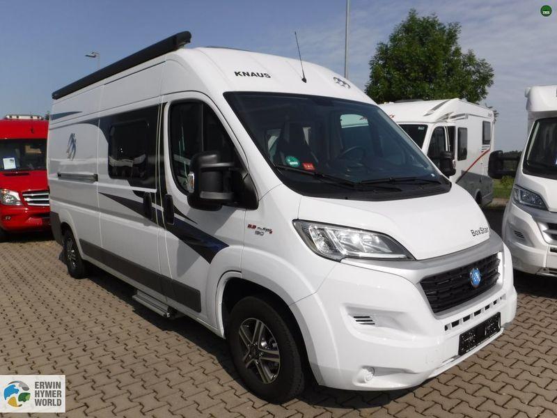 Reisemobil Etagenbett : Knaus boxstar family 600 k etagenbett markise euro6 reisemobil