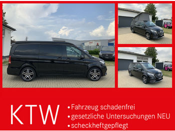 Reisemobil Mercedes-Benz V 250 Marco Polo EDITION,AMG Line,Distronic,AHK