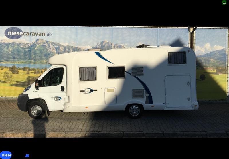 Garage Fiat Ducato : Moncayo silver solar markise garage fiat ducato reisemobil