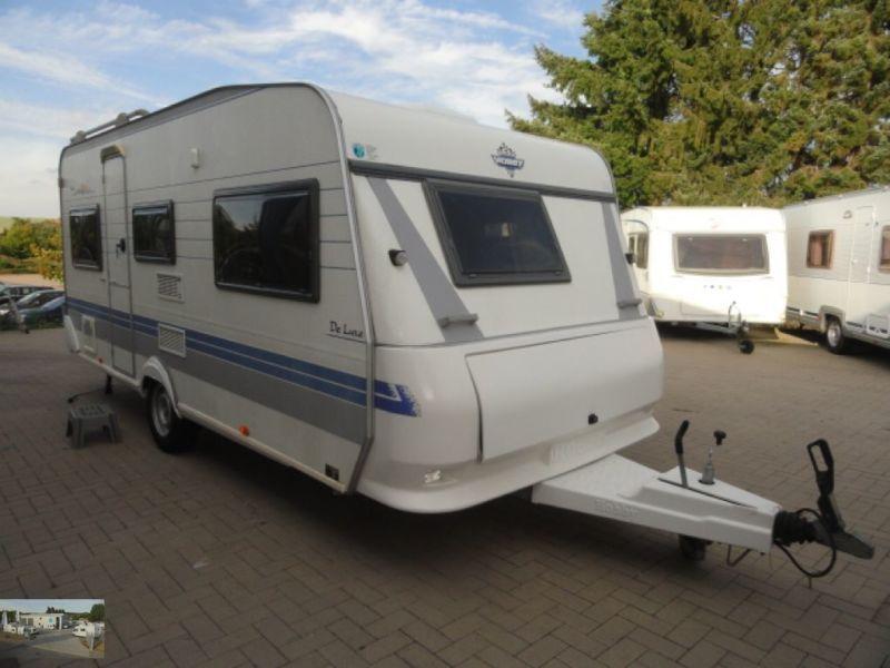 Wohnwagen Occasion Etagenbett : Hobby de luxe uk nr etagenbetten wohnwagen gebraucht
